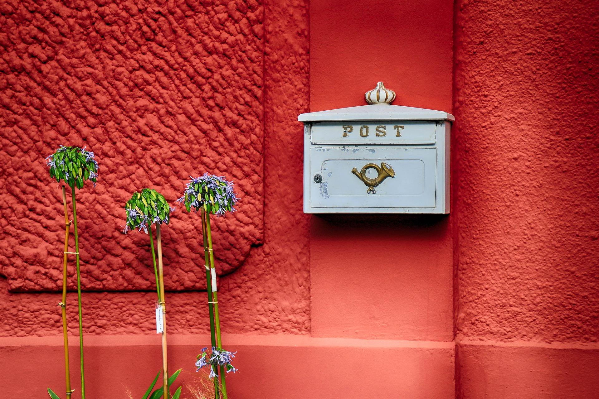 boite postale pour entreprise