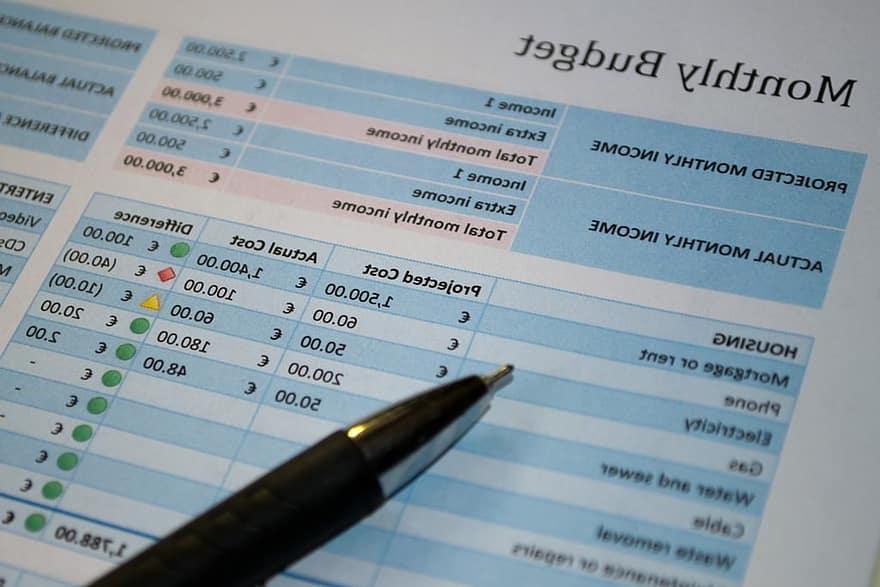 document comptable